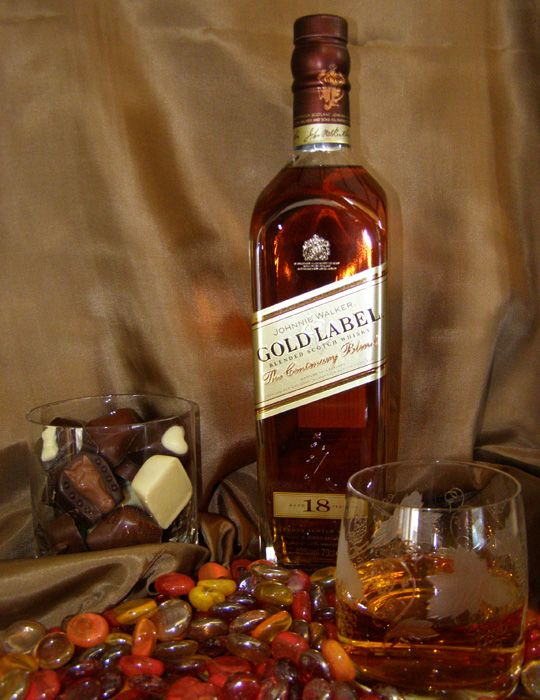 Johnnie Gold Label