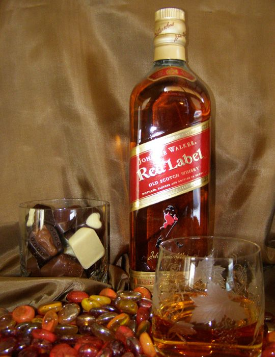 Johnnie Red Label